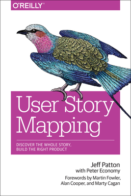 User Story Mapping Cover Image