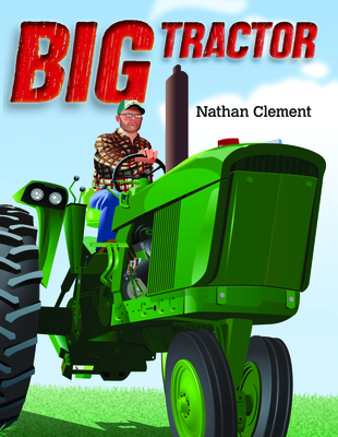Big Tractor Cover