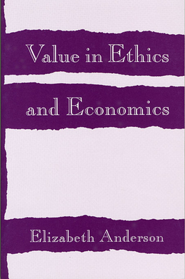 Cover for Value in Ethics and Economics