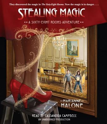 Stealing Magic Cover