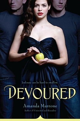 Devoured Cover