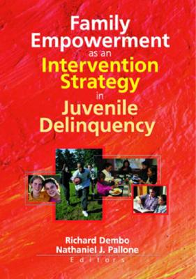 Family Empowerment as an Intervention Strategy in Juvenile Delinquency Cover Image