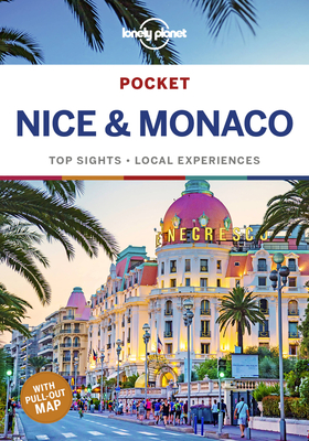 Lonely Planet Pocket Nice & Monaco 1 (Travel Guide) Cover Image