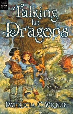 Cover for Talking to Dragons
