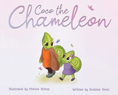 Coco the Chameleon Cover Image