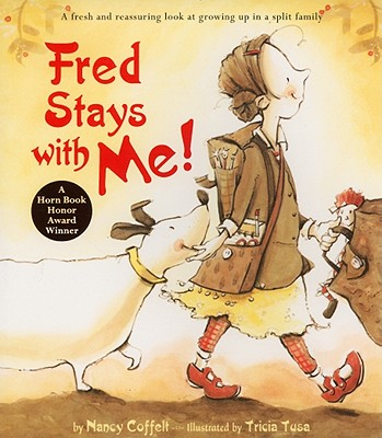 Cover for Fred Stays With Me!