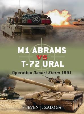 M1 Abrams Vs T-72 Ural: Operation Desert Storm 1991 Cover Image