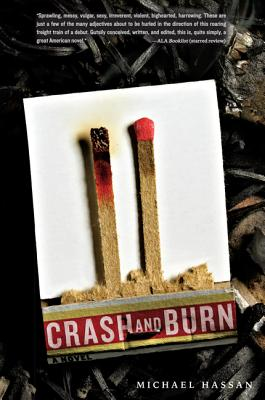 Crash and Burn Cover Image