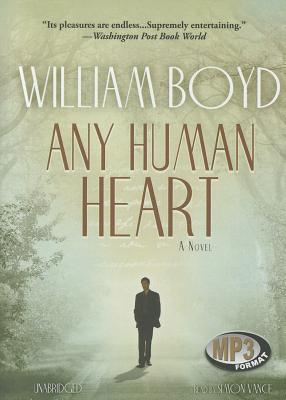 Any Human Heart Cover Image
