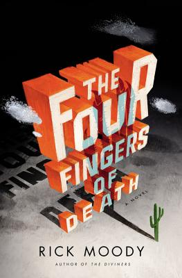 The Four Fingers of Death Cover