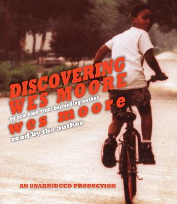 Discovering Wes Moore (the Young Adult Adaptation) Cover