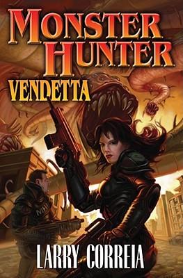 Monster Hunter Vendetta Cover Image