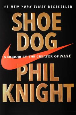 SHOE DOG cover image