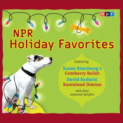 NPR Holiday Favorites Lib/E Cover Image