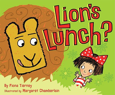 Lion's Lunch? Cover