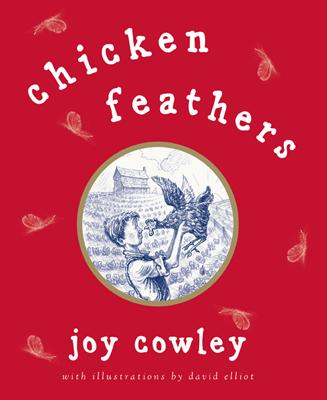 Chicken Feathers Cover