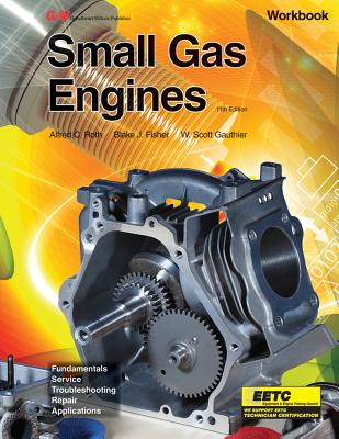 Small Gas Engines, Workbook Cover Image