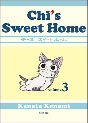 Chi's Sweet Home, Volume 3 Cover