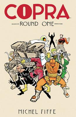 Copra Round One Cover Image