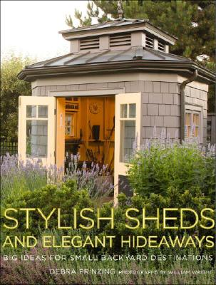 Stylish Sheds and Elegant Hideaways Cover