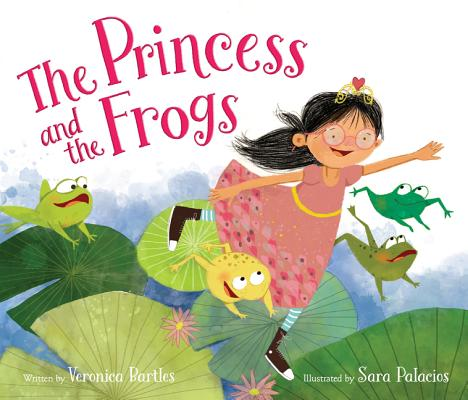 The Princess and the Frogs by Veronica Bartles
