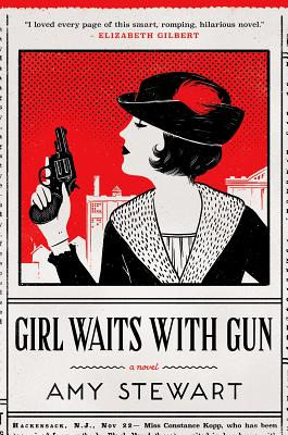 Girl Waits with Gun (A Kopp Sisters Novel #1) Cover Image