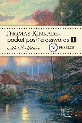 Cover for Thomas Kinkade Pocket Posh Crosswords 1 with Scripture