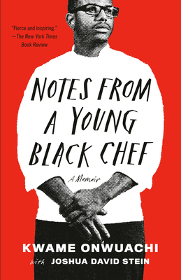 Notes from a Young Black Chef: A Memoir cover