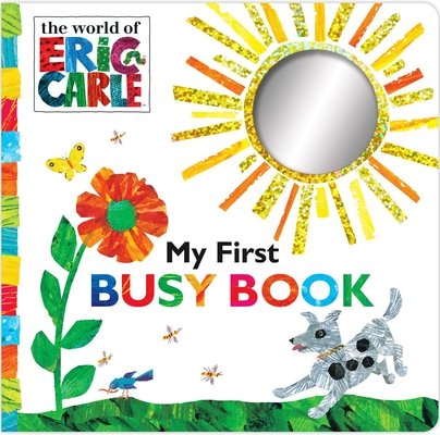 My First Busy Book (The World of Eric Carle) Cover Image