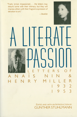 A Literate Passion Cover