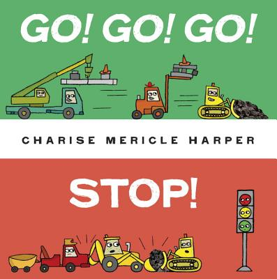 Cover for Go! Go! Go! Stop!