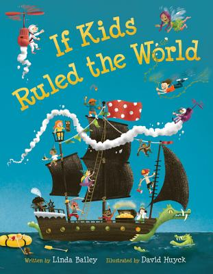 If Kids Ruled the World Cover