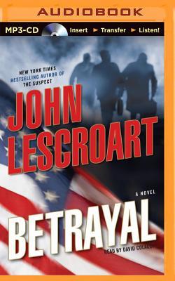 Betrayal (Dismas Hardy (Audio)) Cover Image