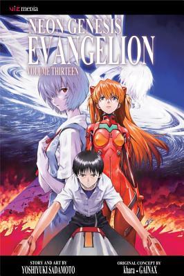 Neon Genesis Evangelion, Vol. 13 Cover Image
