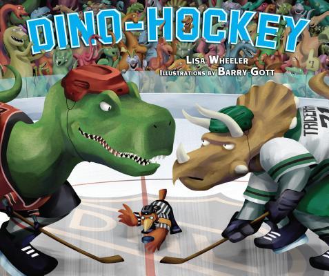 Dino-Hockey Cover