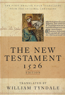 Cover for Tyndale New Testament-OE-1526