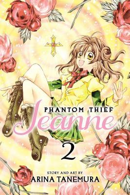 Cover for Phantom Thief Jeanne, Vol. 2