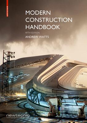 Modern Construction Handbook Cover Image