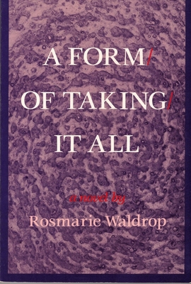 Form of Taking It All Cover