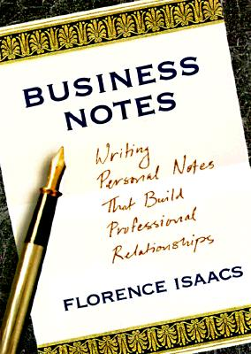 Business Notes Cover