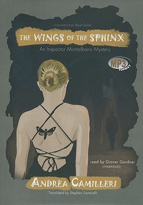 The Wings of the Sphinx Cover