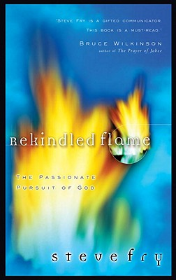 Rekindled Flame Cover