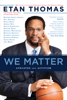 We Matter: Athletes and Activism Cover Image