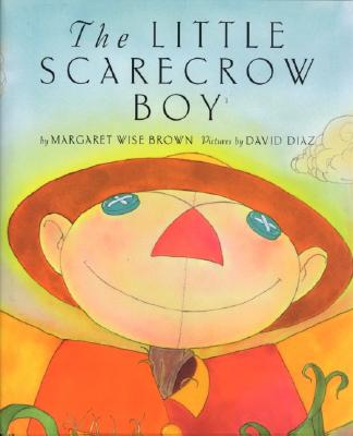 The Little Scarecrow Boy Cover