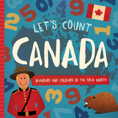 Cover for Let's Count Canada