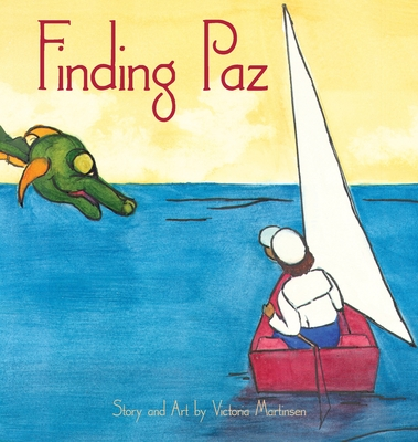 Cover for Finding Paz