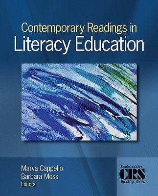 Contemporary Readings in Literacy Education Cover Image