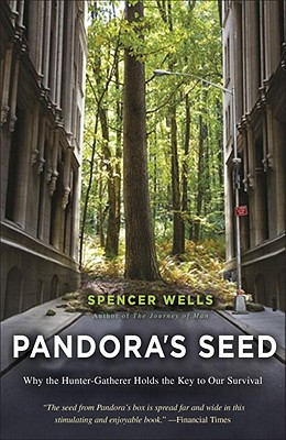 Pandora's Seed Cover