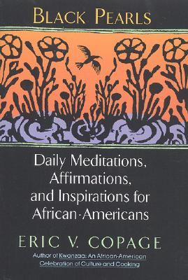 Black Pearls: Daily Meditations, Affirmations, and Inspirations for African-Americans Cover Image