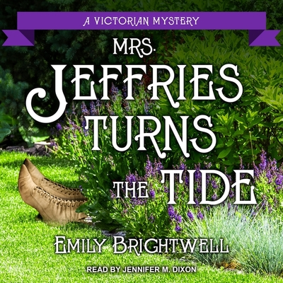 Mrs. Jeffries Turns the Tide (Victorian Mystery #31) Cover Image